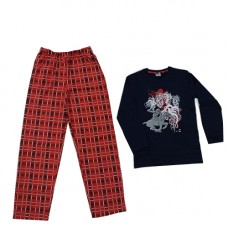 Boy's Teenage Pajamas Set